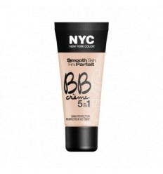 NYC BB CREAM 5 EN 1 TONO 01 LIGHT 30 ML