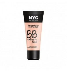 NYC BB CREAM 5 EN 1 TONO 02 MEDIUM 30 ML