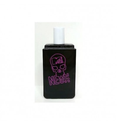 MTV NEON METAL EDT 75 ML SPRAY WOMAN SIN CJA