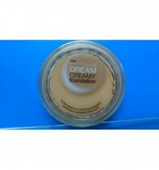 Maybelline Dream Creamy Foundation MaquillajeHhidratante 32 Golden 14g