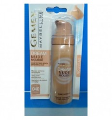 MAYBELLINE DREAM NUDE MOUSSE MAQUILLAJE 40 CANNELLE 50 ML