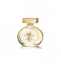 ANTONIO BANDERAS HER GOLDEN SECRET EDT 80 ML SPRAY SIN CAJA
