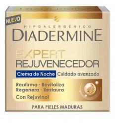 DIADERMINE EXPERT REJUVENECEDOR CREMA NOCHE PIELES MADURAS 50 ML