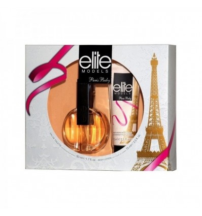 ELITE MODELS PARIS BABY EDT 50 ML + BODY LOTION 75 ML