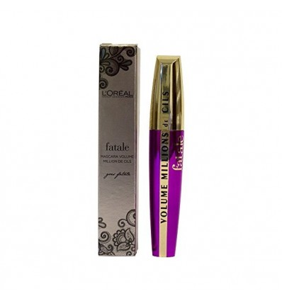 L´OREAL FATALE MASCARA VOLUMEN BLACK 9,4 ML
