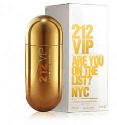 CAROLINA HERRERA 212 VIP EDP 80 ML SPRAY WOMAN