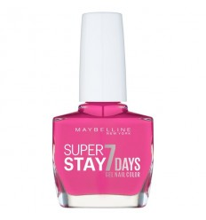 MAYBELLINE SUPER STAY 7 DAYS GEL NAIL COLOR 155 BUBBLE GUM