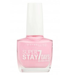 MAYBELLINE SUPER STAY 7 DAYS GEL NAIL COLOR 21 PINK IN THE PARK