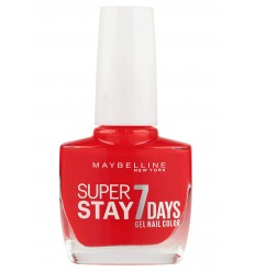 MAYBELLINE SUPER STAY 7 DAYS GEL NAIL COLOR 493 BLOOD ORANGE