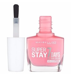 MAYBELLINE SUPER STAY 7 DAYS GEL NAIL COLOR 140 ROSE RAPTURE
