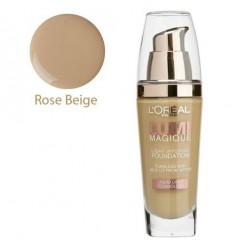 L´OREAL LUMI MAGIQUE FOUNDATION R/C/K4 ROSE BEIGE 30 ML