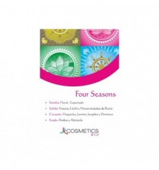 FOUR SEASONS EDT 100ML MUJER