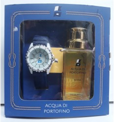 ACQUA DI PORTOFINO EAU DE PARFUM 100 ML SPRAY + RELOJ