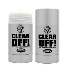 W7 CLEAR OFF DEEP PORE CLEANSING STICK 28 G