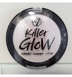 W7 KILLER GLOW HIGHLIGHT CRIME SHEEN