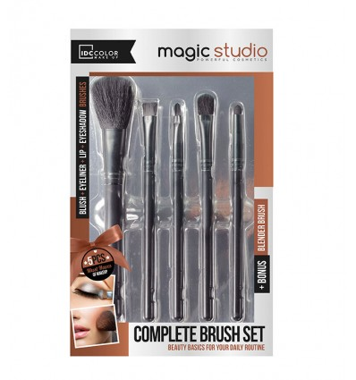 IDC MAGIC STUDIO COMPLET BRUSH SET REF 30703