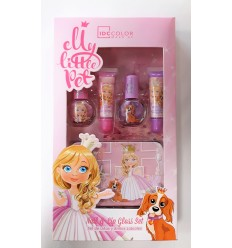 IDC MY LITTLE PET NAIL Y LIPS GLOSS SET REF 91536