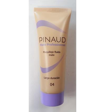 PINAUD MAQUILLAJE FLUIDO MATE PROFESIONAL 04 40 ML