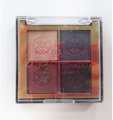 BODY COLLECTION PALETA SOMBRAS LUXE EYESHADOW TANZANITE DREAM