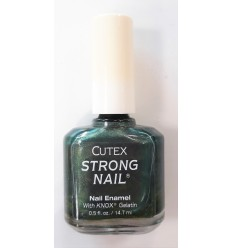 CUTEX ESMALTE DE UÑAS STRONG NAIL LEAF 80003 14,7 ML