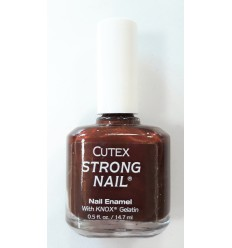CUTEX ESMALTE DE UÑAS STRONG NAIL JAVA 80009