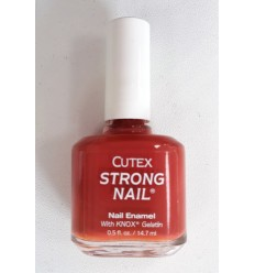 CUTEX ESMALTE DE UÑAS STRONG NAIL TENDER TULIP 74 14,7 ML