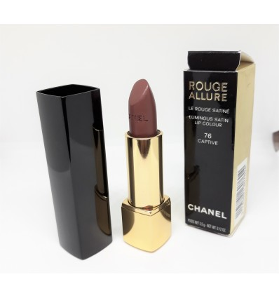 CHANEL ROUGE ALLURE 76 CAUTIVE