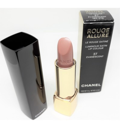 CHANEL ROUGE ALLURE 37 EVANESCENT