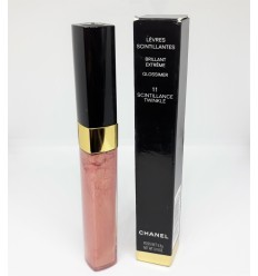 CHANEL GLOSS 11 Scintillante Twinkle.