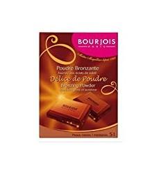 Bourjois Delice de Poudre Bronzing Powder Peaux Claires/ Medianes 51 by Bourjois