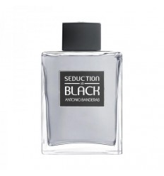 ANTONIO BANDERAS SEDUCTION IN BLACK EDT 200 ML SPRAY SIN CAJA
