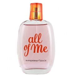 MANDARINA DUCK ALL OF ME WOMAN EDT 100 ML SPRAY SIN CAJA