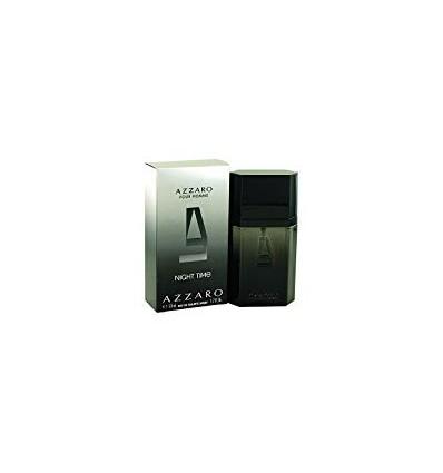 Azzaro Night Time Eau de Toilette Spray for Men 50 ml