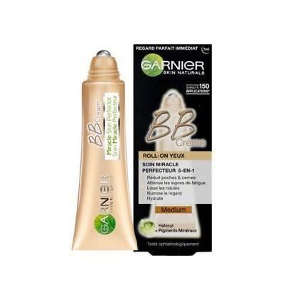 Garnier - SkinActive - BB Crema de Ojos Roll-On Media 7 ml