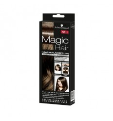 SCHWARZKOPF MAGIC HAIR EXTENCIONES CASTAÑO MEDIO 35 cm