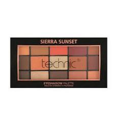 Technic Cosmetics - Paleta de sombras - Sierra Sunset