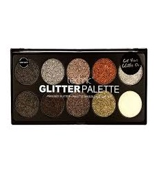 Technic Cosmetics - Paleta de glitter prensado - Star Dust