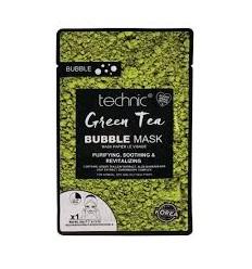 Green Tea Bubble Mask