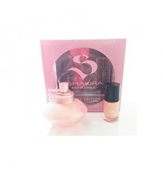 SHAKIRA FLORALE EDT 80 ML SPRAY + ESMALTE