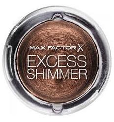 MAX FACTOR EXCESS SHIMMER SOMBRA EN CREMA 25 BRONZE