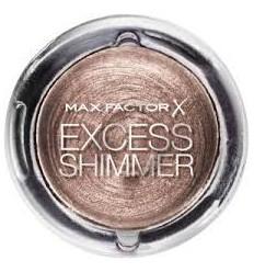 MAX FACTOR EXCESS SHIMMER SOMBRA EN CREMA 20 COPPER