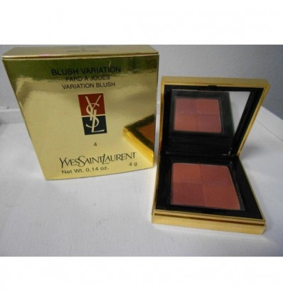 YSL Blush Variation N 4 Rose Sienne. Coloretes