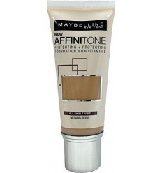 MAYBELLINE 30 SAND BEIGE AFFINITONE MAQUILLAJE