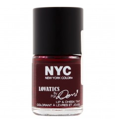 NYC LOVATICS LIP & CHEEK TINT 004 CHEEKY BERRY 8 ML