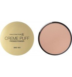 MAX FACTOR CREME PUFF PRESSED POWDER POLVOS 05 NATURAL 21G