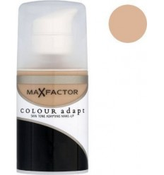 MAX FACTOR COLOUR ADAPT MAQUILLAJE FLUIDO 45 WARM ALMOND 34 ML