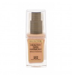 MAX FACTOR HEALTHY SKIN HARMONY MAQUILLAJE FLUIDO SPF20 60 SAND 30 ML