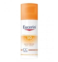 EUCERIN PHOTOAGAING CONTROL CC SPF 50+ TONO MEDIO