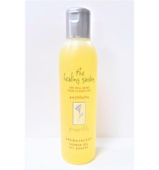 THE HEALING GARDEN POSITIVITY GINGERLILY AROMATERAPIA GEL BAÑO 200 ml