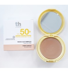 TH PHARMA FPS. 50+ MAQUILLAJE COMPACTO ACABADO SECO-MATE DORÉ 15 ml